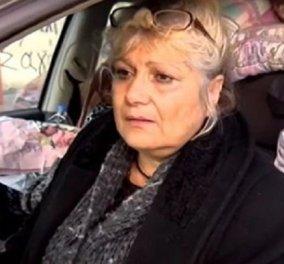 Η κυρία Μαρίνα είναι τόσο φτωχή που ζει εδώ και 2 χρόνια μέσα σε ένα αυτοκίνητο - Η ιστορία από την Κρήτη που συγκινεί - Κυρίως Φωτογραφία - Gallery - Video