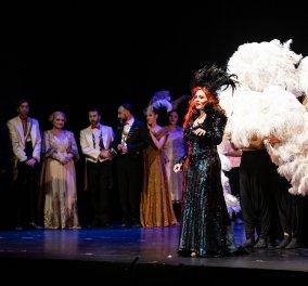 Η βασίλισσα της οπερέτας - Η Εύθυμη Χήρα του Franz Lehár στο θέατρο Ολυμπία - Μαρία Κάλλας (φώτο-βίντεο)  - Κυρίως Φωτογραφία - Gallery - Video