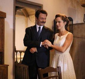 ΆγριεςΜέλισσες: Καρέ - καρέ οι πρώτες εικόνες από το γάμο του Νικηφόρου & της Ασημίνας - Ποιες εξελίξεις έρχονται; Φώτο  - Κυρίως Φωτογραφία - Gallery - Video