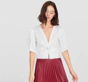 Ότι πιο μοντέρνο φέτος: Η τάση δέρμα, δερματίνη, συνθετικό similis - Σε φούστες, παντελόνια, σεμιζιέ φουστανάκια, σορτς (φώτο)  - Κυρίως Φωτογραφία - Gallery - Video