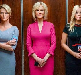 Με τις 3 ωραιότερες ξανθιές του Χόλιγουντ: Θερόν Κίντμαν, Ρόμπι - Η τελευταία εβδομάδα στον κινηματογράφο - Κυρίως Φωτογραφία - Gallery - Video