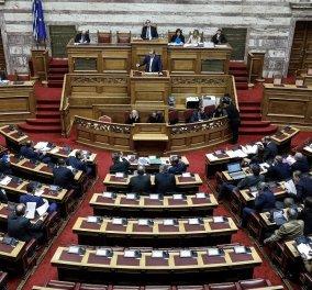 Βουλή: Δείτε Live τη συζήτηση για τον προϋπολογισμό  - Κυρίως Φωτογραφία - Gallery - Video