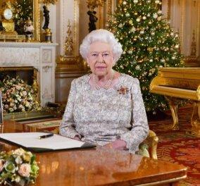 Το outfit της βασίλισσας Ελισάβετ την ημέρα των Χριστουγέννων σχεδιάζεται δύο μήνες πριν - Η ενδυματολόγος αποκαλύπτει... (φώτο) - Κυρίως Φωτογραφία - Gallery - Video