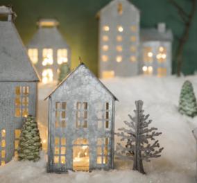 15 χριστουγεννιάτικα φαναράκια για να στολίσετε το σπίτι σας - Υπέροχες ιδέες διακόσμησης (φωτό) - Κυρίως Φωτογραφία - Gallery - Video