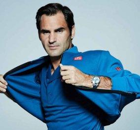 Πιο στιλάτος άνδρας celebrity της δεκαετίας ψηφίστηκε ο Federer ! - Στη λίστα ο Μπέκαμ & ο Kanye West (φώτο) - Κυρίως Φωτογραφία - Gallery - Video