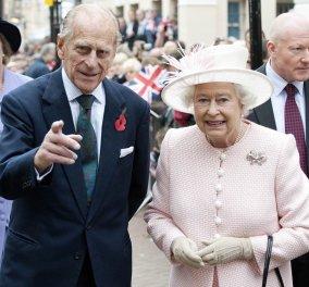 Δύσκολες ώρες για τον πρίγκιπα Φίλιππο, παραμένει στο νοσοκομείο ενώ η βασίλισσα Ελισάβετ συνεχίζει τις Χριστουγεννιάτικες εμφανίσεις της - Κυρίως Φωτογραφία - Gallery - Video