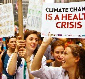 Καμπανάκι από τον Παγκόσμιο Οργανισμό Υγείας: 1 εκατομμύριο ζωές θα σώζονταν αν  μειωνόταν η ατμοσφαιρική ρύπανση - Κυρίως Φωτογραφία - Gallery - Video