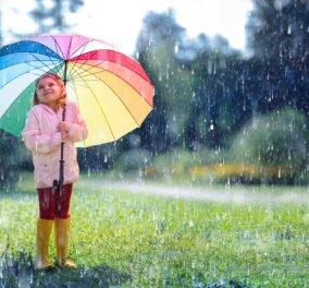 Νέο κύμα κακοκαιρίας: Η «Διδώ» στην Αττική με βροχές, καταιγίδες & ισχυρούς ανέμους - Κυρίως Φωτογραφία - Gallery - Video