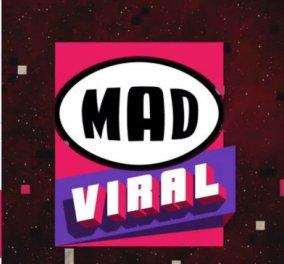 Mad Viral: το κανάλι με πρωταγωνιστές Έλληνες YouTubers έρχεται αποκλειστικά στην COSMOTE TV - Κυρίως Φωτογραφία - Gallery - Video