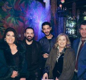 """Gypsy Jungle"": Λαμπερές παρουσίες & ελληνικό sushi στο χριστουγεννιάτικο πάρτι του νέου ""meeting point"" της Αθήνας (φώτο) - Κυρίως Φωτογραφία - Gallery - Video"