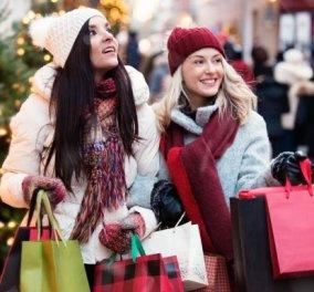 Εορταστικό ωράριο: Έτσι θα λειτουργήσουν τα καταστήματα έως την Πρωτοχρονιά - Ανοιχτά την Κυριακή τα μαγαζιά - Κυρίως Φωτογραφία - Gallery - Video