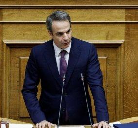 """Κυρ. Μητσοτάκης: """"Ιστορική η σημερινή συνεδρίαση για την ψήφο των Αποδήμων - Ήθελα στήριξη & από τους 300"""" (βίντεο) - Κυρίως Φωτογραφία - Gallery - Video"""