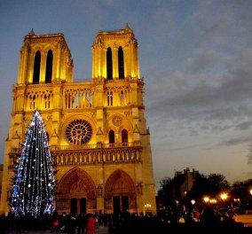 Παναγία των Παρισίων: Δεν θα τελεστεί η χριστουγεννιάτικη λειτουργία στον εμβληματικό ναό για πρώτη φορά εδώ και δύο αιώνες (φώτο-βίντεο) - Κυρίως Φωτογραφία - Gallery - Video