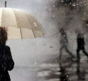 Καιρός: Χειμωνιάτικο το σκηνικό σήμερα Κυριακή με βροχές & και καταιγίδες  - Κυρίως Φωτογραφία - Gallery - Video