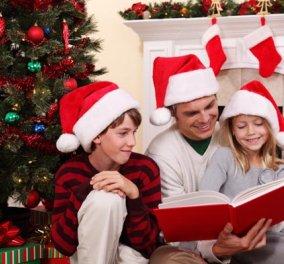 4 εκπληκτικοί λόγοι για να πάρεις βιβλία τα Χριστούγεννα!  - Κυρίως Φωτογραφία - Gallery - Video