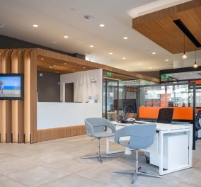 Παγκρήτια Συνεταιριστική Τράπεζα: Ξεκίνησε η λειτουργία του νέου καταστήματος στη Ρόδο  - Κυρίως Φωτογραφία - Gallery - Video