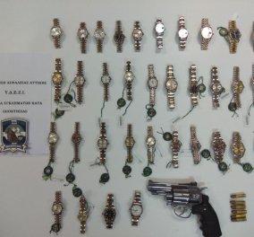 Αυτός είναι ο ληστής της Rolex - 27χρονος είχε κλέψει 38 ρολόγια αξίας 439.600 ευρώ  - Κυρίως Φωτογραφία - Gallery - Video