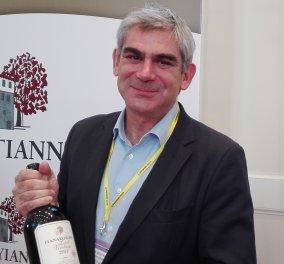 Στέλιος Μπουτάρης: Τα καλύτερα κρασιά της δεκαετίας θα φέρει ο τρύγος του 2019 - Από 800 έγιναν 1400 τα ελληνικά οινοποιεία (φώτο) - Κυρίως Φωτογραφία - Gallery - Video