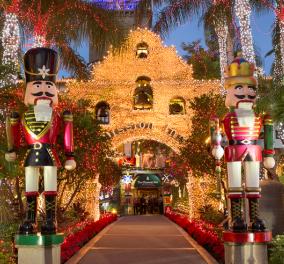ΗΠΑ: 30 πόλεις με την καλύτερη Χριστουγεννιάτικη διακόσμηση - Όλα γιορτινά & φανταχτερά - Φώτο - Κυρίως Φωτογραφία - Gallery - Video