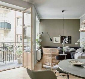 Ο Σπύρος Σούλης δείχνει 6 tips για να διακοσμήσετε το σπίτι σας με Σκανδιναβικό στυλ   - Κυρίως Φωτογραφία - Gallery - Video