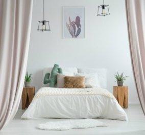 Έχετε μικρό Budget; Ο Σπύρος Σούλης παρουσιάζει 10 οικονομικές ιδέες για να διακοσμήσετε το υπνοδωμάτιο σας με λίγα χρήματα  - Κυρίως Φωτογραφία - Gallery - Video