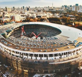 Ολυμπιακοί Αγώνες 2020: Εγκαινιάστηκε το Ολυμπιακό Στάδιο στο Τόκιο (φώτο-βίντεο) - Κυρίως Φωτογραφία - Gallery - Video