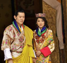 Ο βασιλιάς του Μπουτάν & η ωραιότερη βασίλισσα του κόσμου περιμένουν το δεύτερο παιδί τους - Κυρίως Φωτογραφία - Gallery - Video