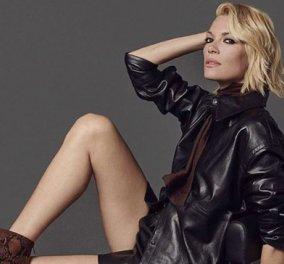 Ίσως η καλύτερη εμφάνιση της Βίκυ Καγιά στο φετινό GNTM - Φούστα & διαφανές πουκάμισο - Κυρίως Φωτογραφία - Gallery - Video