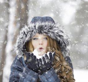 Κρύο και χιόνια φέρνει η «Ζηνοβία» - Για προβλήματα προειδοποιούν  Καλλιάνος - Αρναούτογλου  - Κυρίως Φωτογραφία - Gallery - Video
