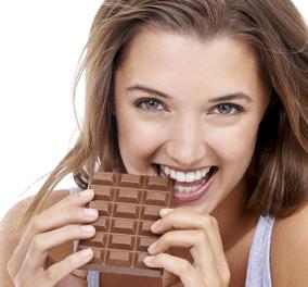 Δοκιμάσατε μία σοκολάτα; Να πόσο πρέπει να γυμναστείτε για να απαλλαγείτε από τις περιττές θερμίδες - Κυρίως Φωτογραφία - Gallery - Video