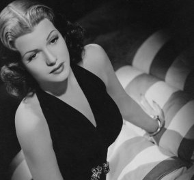 Vintage Beauty pics: Η Ρίτα Χέιγουορθ - η Άβα  Γκάρντνερ & οι ωραιότερες σταρ της δεκαετίας του 30 σε εκθαμβωτικές πόζες (φώτο) - Κυρίως Φωτογραφία - Gallery - Video