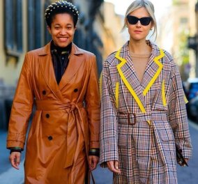 31 looks από στιλάτες Γαλλίδες για να είστε top ντυμένες τον Ιανουάριο του 2020 (φώτο) - Κυρίως Φωτογραφία - Gallery - Video