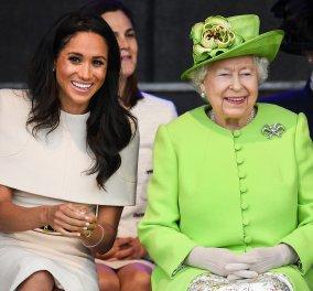"Megxit: Η βασίλισσα Ελισάβετ έδωσε προθεσμία 72 ωρών για την τελική απόφαση - Τα εκατομμύρια από το project ""Sussex Royal"" (φώτο-βίντεο) - Κυρίως Φωτογραφία - Gallery - Video"