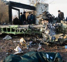 Αυτό είναι το βίντεο - ντοκουμέντο των New York Times με την στιγμή της κατάρρευσης του αεροσκάφους στο Ιράν - Έχασαν την ζωή τους 176 επιβάτες - Κυρίως Φωτογραφία - Gallery - Video