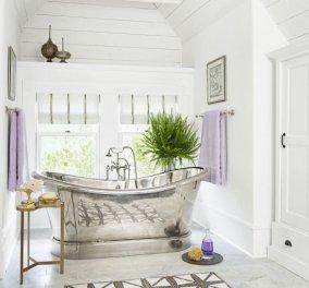 Φαντασμαγορικές εικόνες με τα πιο εντυπωσιακά μπάνια αγροκτημάτων που έχετε δει ποτέ: Κομψά & άνετα - Φώτο   - Κυρίως Φωτογραφία - Gallery - Video