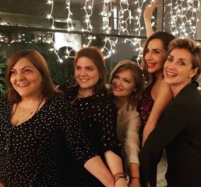 """ΗΜαρία Καβογιάννη """"ξεφάντωσε"""" με τους φίλους και τις φίλες για τα γενέθλια της: Μαζί της η Βίκυ Σταυροπούλου & η Μαρία Λεκάκη - Φώτο  - Κυρίως Φωτογραφία - Gallery - Video"""