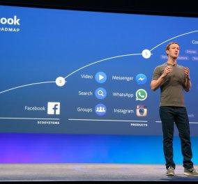 Ο κόσμος το 2030 όπως τον οραματίζεται ο Μαρκ Ζάκερμπεργκ - Η άνοδος της εικονικής πραγματικότητας θα αλλάξει τα Social Media  - Κυρίως Φωτογραφία - Gallery - Video