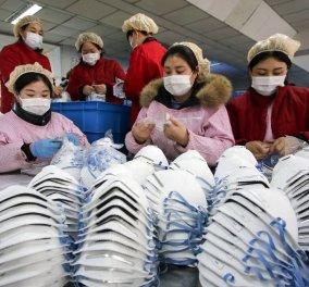44 φωτογραφίες από την Κίνα & τον θανατηφόροκοροναϊό που έβαλε σε καραντίνα εκατομμύρια ανθρώπους - Κυρίως Φωτογραφία - Gallery - Video