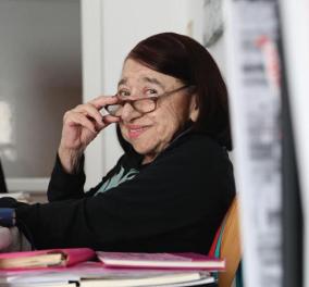 Πέθανε η σπουδαία Ελληνίδα ποιήτριαΚατερίνα Αγγελάκη-Ρουκ: Βίντεο η τελευταία της συνέντευξη πριν λίγες ημέρες - Κυρίως Φωτογραφία - Gallery - Video