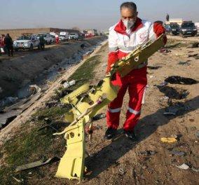 Η Τεχεράνη  κατέρριψε κατά λάθος το μοιραίο Boeing 737 με τους 176 νεκρούς  - Κυρίως Φωτογραφία - Gallery - Video