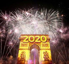 Εκπληκτικοί εορτασμοί με εντυπωσιακές εκδηλώσεις για την υποδοχή του νέου έτους από όλο τον κόσμο - Φώτο & βίντεο - Κυρίως Φωτογραφία - Gallery - Video