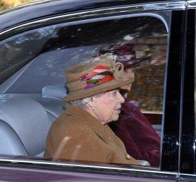 Ξεκινάει η σύσκεψη για το Megxit: Ο πρίγκιπας Φίλιππος εγκατέλειψε το παλάτι γιατί δεν το άντεχε - Κατέφθασαν Κάρολος, Γουίλιαμ, Χάρι - Κυρίως Φωτογραφία - Gallery - Video