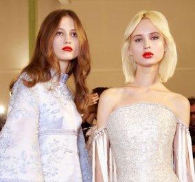 Εντυπωσιακά μαλλιά: 28 ιδέες για ρομαντικό χτένισμα - Κότσο, πλεξούδες ή ανάλαφρα; Φώτο - Κυρίως Φωτογραφία - Gallery - Video
