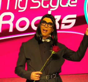 ΟΛάκης Γαβαλάς μεταμορφώθηκε σε Νάνα Μούσχουρη: Ο παιχνιδιάρης κριτής τουMy Style Rocks δεν σταματά να μας εκπλήσσει - Κυρίως Φωτογραφία - Gallery - Video