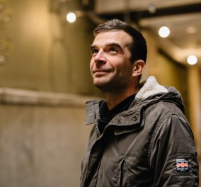 Έφυγε από τη ζωή ο φωτορεπόρτερ Βαγγέλης Ασπρόμουγγος μετά από 5 ετών μάχη με τον καρκίνο - Κυρίως Φωτογραφία - Gallery - Video