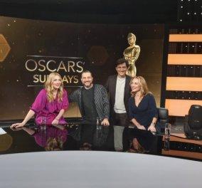 Cosmote Tv: Ακόμα ένα Oscar's Sundays με τον Θοδωρή Κουτσογιαννόπουλο & νέες σεζόν για Project Blue Book & The Bold Type - Κυρίως Φωτογραφία - Gallery - Video