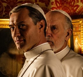 The New Pope: Το σίκουελ του The Young Pope με τον Τζουντ Λο, αποκλειστικά στην Cosmote Tv (φώτο-βίντεο) - Κυρίως Φωτογραφία - Gallery - Video