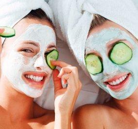 Θαυματουργές σπιτικές μάσκες ομορφιάς με γιαούρτι για λαμπερό δέρμα! - Κυρίως Φωτογραφία - Gallery - Video