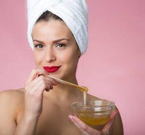Σπιτική μάσκα προσώπου με μέλι - Θα τονώσει την επιδερμίδα & θα της δώσει λάμψη!  - Κυρίως Φωτογραφία - Gallery - Video
