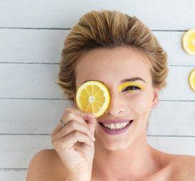 Φοβερή σπιτική μάσκα ομορφιάς με λεμόνι - Αναζωογονεί και τονώνει την επιδερμίδα! - Κυρίως Φωτογραφία - Gallery - Video
